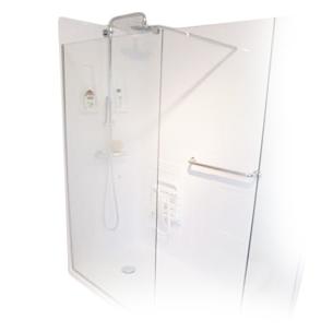 Douche sur mesure - Cabine de douche...