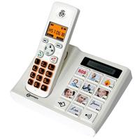 Photodect - Téléphone fixe à touches larges...