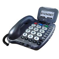 CL 455 - Téléphone fixe à touches larges...