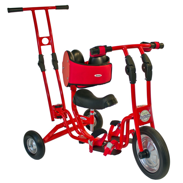 Tricycle adapté 210503 - Tricycle à deux roues arrière p...