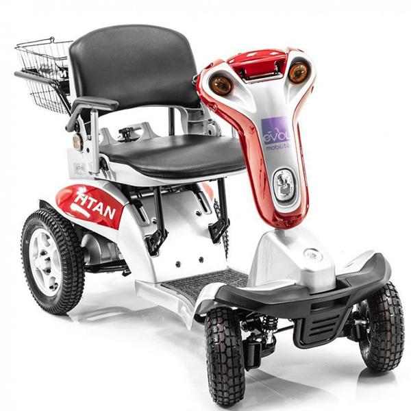 Titan - Scooter à quatre roues...