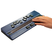 Active braille - Bloc-note braille...