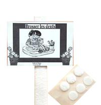 Rouleau de Velcro adhésif - Set antidérapant...