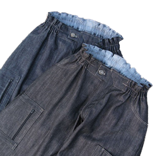 JEAN AVENTURE - Pantalon...