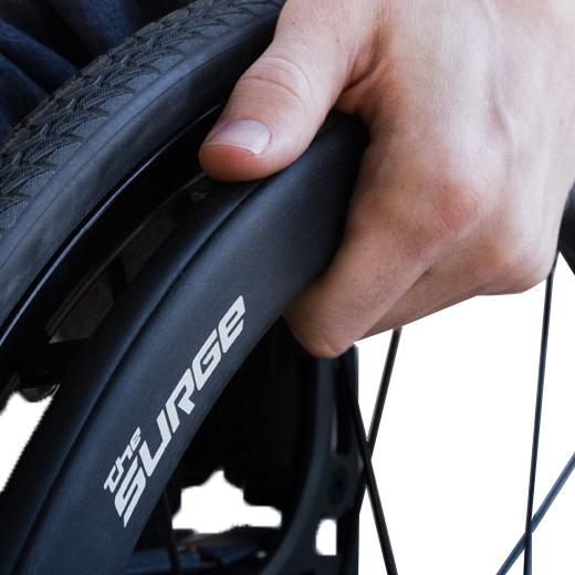 Surge - Support de réparation pour fauteuil roulant...