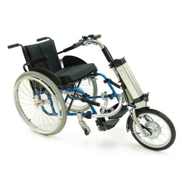 Firefly  - Troisième roue électrique pour fauteuil roula...