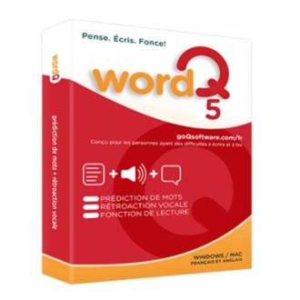 Word Q - Logiciel reconnaissance vocale (navigation)...
