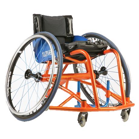 Basket Thunder - Fauteuil roulant manuel sport & loisirs...