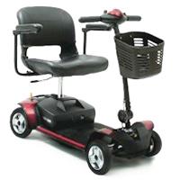 Gogo élite 4 roues - Scooter à quatre roues...