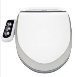 Uspa M400 - Lunette de wc / toilettes avec jet intégré...
