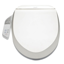 Uspa 7000 - Lunette de wc / toilettes avec jet intégré...