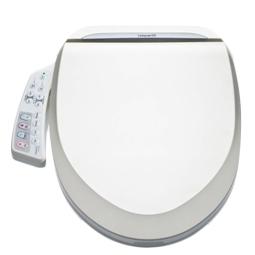 Uspa 6210 - Lunette de wc / toilettes avec jet intégré...