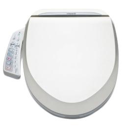 Uspa 6235 - Lunette de wc / toilettes avec jet intégré...