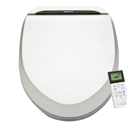 Uspa 6035R  - Lunette de wc / toilettes avec jet intégré...