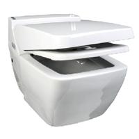 Sanijet toilet - Lunette de wc / toilettes avec jet inté...