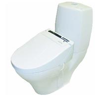 Sanijet seat - Lunette de wc / toilettes avec jet intégr...