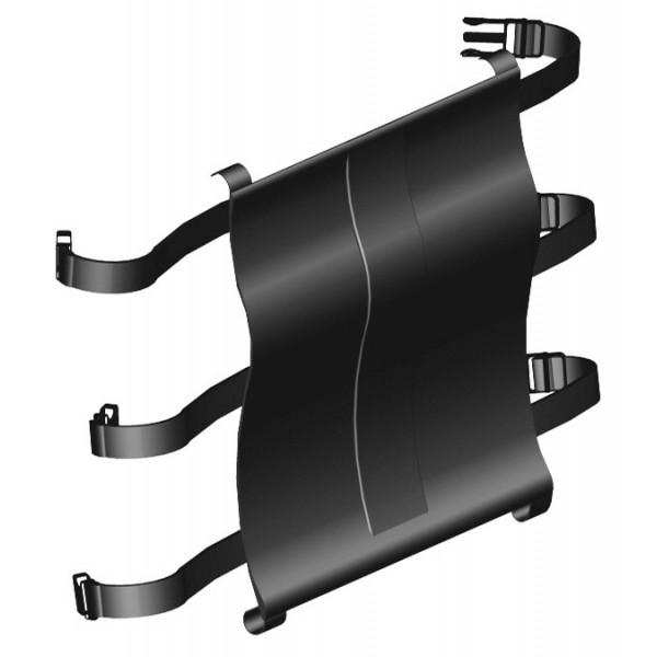 Dossier Toile Velcro - Dossier pour fauteuil roulant...