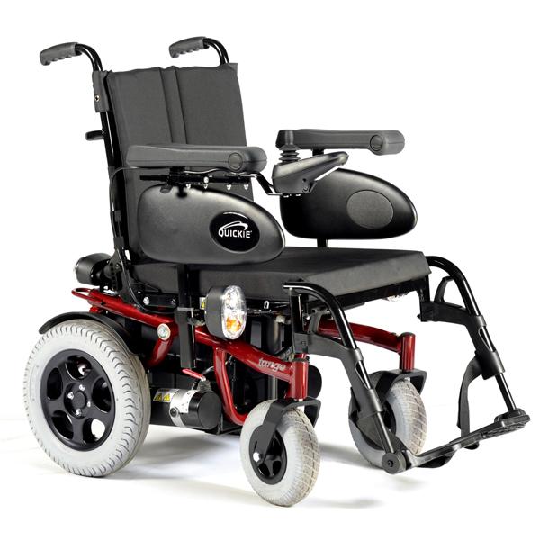 Quickie Tango - Fauteuil roulant électrique à châssis pl...