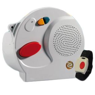 Transmetteur de téléassistance STC1 - Contrôle d'environ...