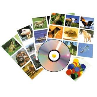 Loto sonore animaux GA 132 - Jeu de société...