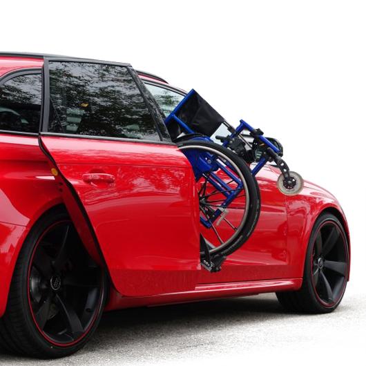 Ladeboy S2 - Porte coulissante pour véhicule...