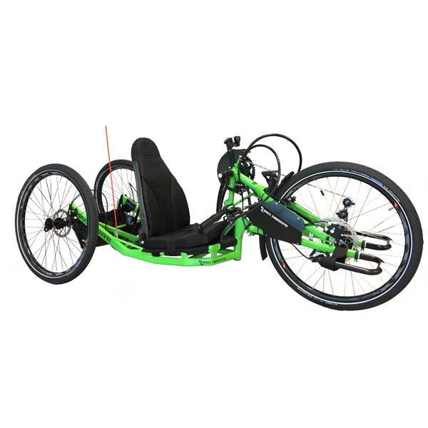 Speedbike Comp's - Tricycle à deux roues arrière propuls...