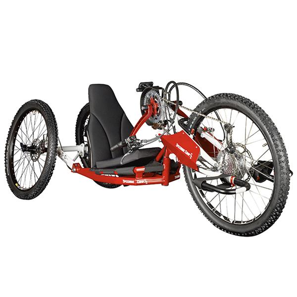 Speedbike Comp cc - Tricycle à deux roues arrière propul...