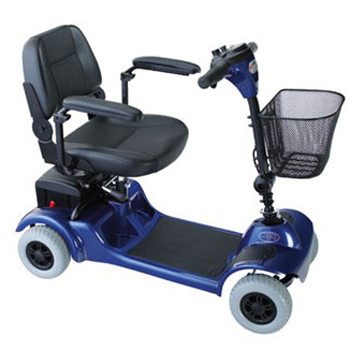 Eco 4 - Scooter à quatre roues...