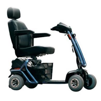 Liteway 8 - Scooter à quatre roues...