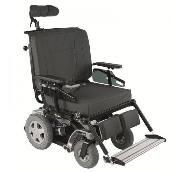 Storm 4 max - Fauteuil roulant électrique à châssis fixe...