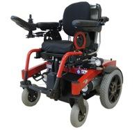 Turbo Twist Dreamer - Fauteuil roulant électrique à vert...
