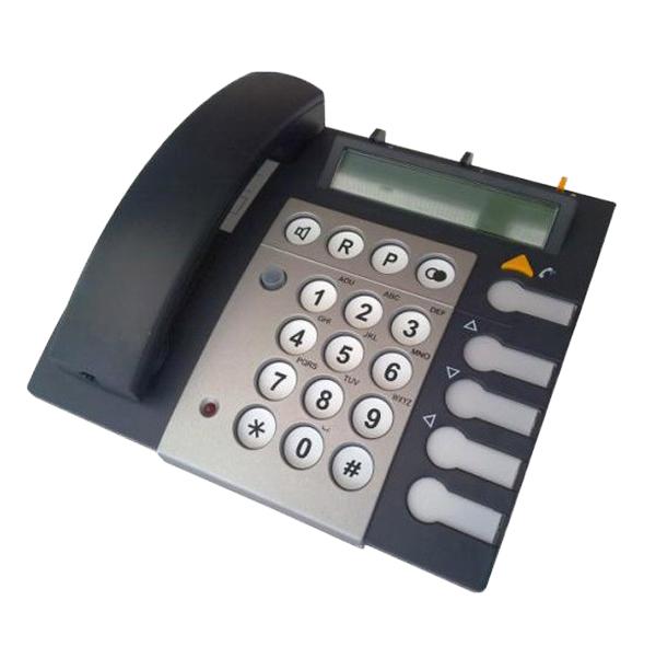 Domophone - Téléphone fixe à touches larges...