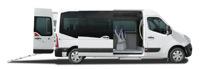 CITHES STANDARD ET VISION SUR NV400 - Véhicule neuf amén...