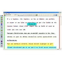 Coupe-mots - Logiciel pour troubles dyslexiques et dyspr...