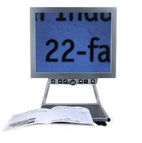 Visio 19 - Téléagrandisseur avec écran intégré...
