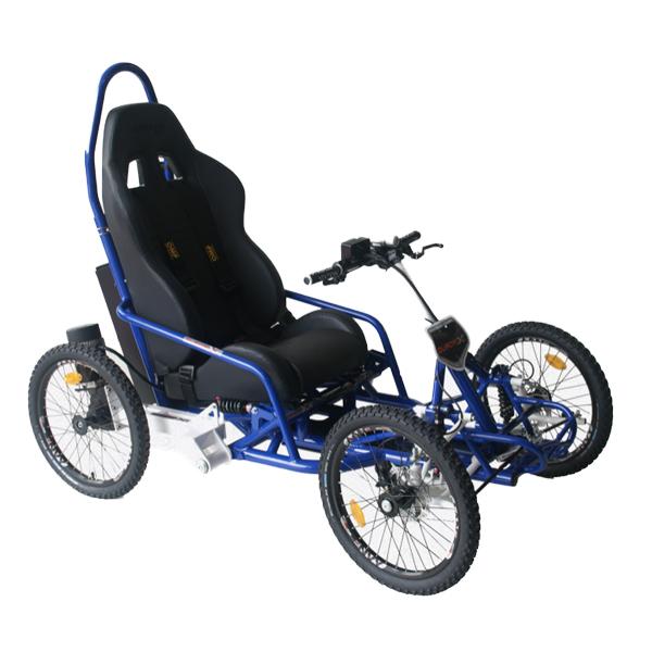 Quadrix Axess - Fauteuil roulant électrique sport & lois...
