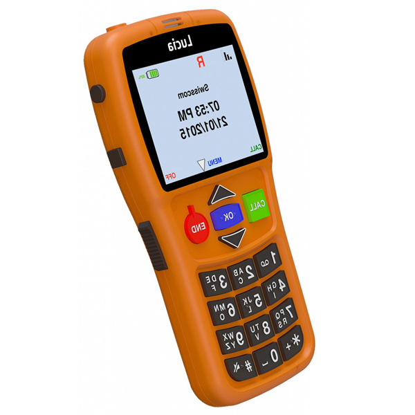 Lucia - Téléphone mobile (portable)...
