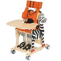 Zebra - Siège de positionnement...
