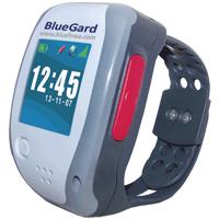 BlueGard - Système de repérage de personne...