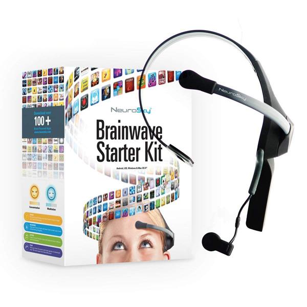 NeuroSky MindWave Mobile 2 - Logiciel pour contrôle d'en...