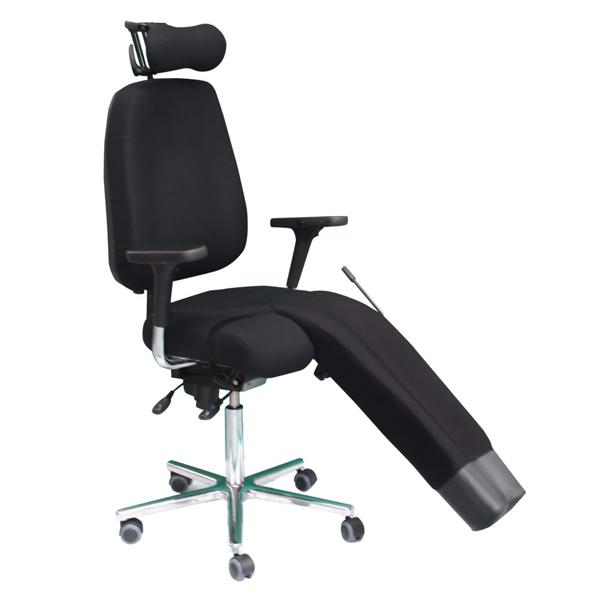 Fauteuil Adour - Chaise de bureau à hauteur variable par...