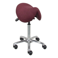 Tabouret selle Nevada - Tabouret avec selle inclinable (...