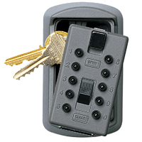 Keysafe mini - Serrure à contrôle d'accès...