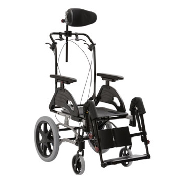 Netti 4U Comfort CE Base - Fauteuil roulant manuel confo...