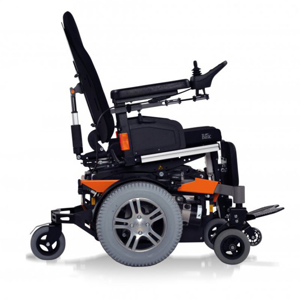 Twist T4 2x2 - Fauteuil roulant électrique à verticalisa...