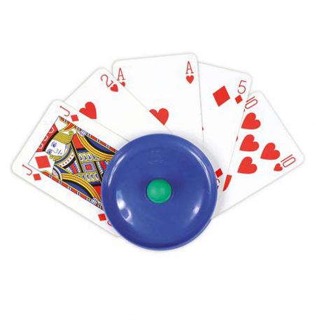 Porte-cartes rond DL 118 - Support de cartes...