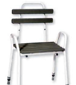 MAR - Chaise de douche...