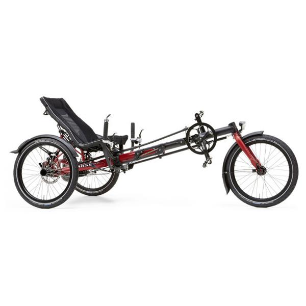 Kettwiesel allround - Tricycle à deux roues arrière prop...