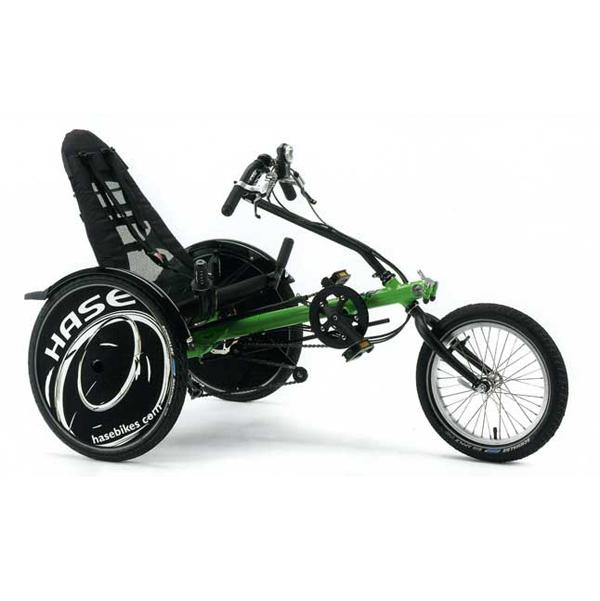 Trets trike - Tricycle à deux roues arrière propulse par...