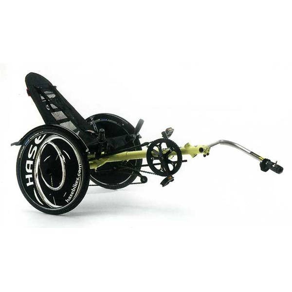 Trets trailer - Tricycle à deux roues arrière propulse p...